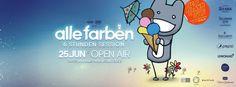 Alle Farben Open Air in Hamburg