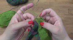 Kurz pletení ponožek - nad patou k patentu (8. díl) Knitting socks