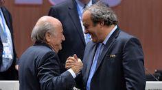 Welcome to Ochiasbullet's Blog: FA backs Platini in spite of Fifa investigation