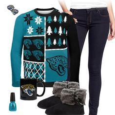 Jacksonville Jaguars Outfit · Jaguars Gear!!