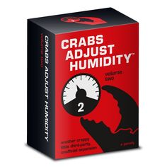 Crabs Adjust Humidity Playing Cards Vol. Two