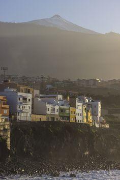 Punta Brava. Puerto de la Cruz. Tenerife.