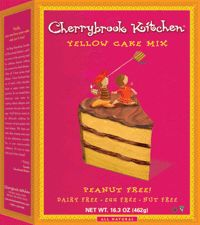 Cherrybrook Kitchen products -- cake mix, frosting mixes, cookie mixes and pancake mixes. All Dairy and Soy free! Dairy Free Eggs, Egg Free, Peanut Free Foods, Food Substitutions, Allergy Free Recipes, Food Allergies, Safe Food, Cookie Mixes, Milk Protein
