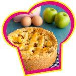 Overheerlijke appeltaart