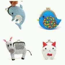 Resultado de imagen para monederos crochet de animales