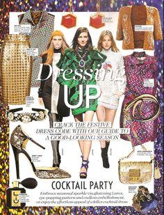 Vogue Christmas Guide December 2012 Lucas Jack
