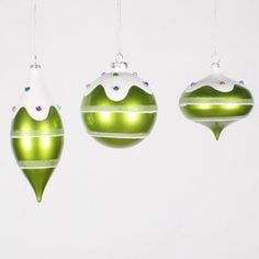 Lime, Christmas Confection, Show Me Decorating, Ornament, Tree