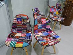 Dover Street Market Ginza / Eames patchwork