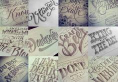 Sketches by Martina Flor