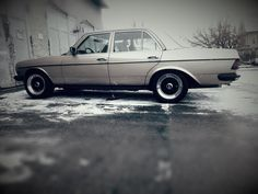 mercedes benz w123 « Tuning ve Modifiye