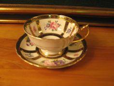 Beautiful Paragon Tea Cup and Saucer