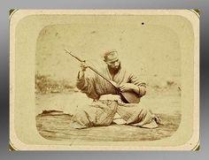 A musician in Samarkand.