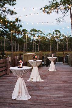 Destination Wedding at WaterColor Inn & Resort  Read more - http://www.stylemepretty.com/2014/03/28/destination-wedding-at-watercolor-inn-resort/