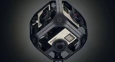 GoPro Omni: Record 8K 360-Degree VR Content