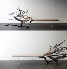 So cool for a dining table