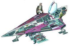 Hans Jenssen es uno de los artistas que han recreado el universo Star Wars mejor que nadie. No sólo la inmensa mayoría de sus imágenes están construidas sin ningún tipo de ayuda por ordenador o similar, sino que suponen un acercamiento increíble a naves tan icónicas como el X-Wing o la Estrella de la Muerte.