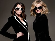 Can't wait for their movie Sisters! Tina Fey & Amy Poehler Are Goddesses of the 21st Century