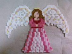 Perler bead angel | queenbee1977 | Flickr