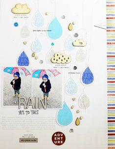 Ali Edwards Design Inc. Ali Edwards, Scrapbooking Layouts, March, Kids Rugs, Diy Crafts, Creative, Blog, Inspiration, Life