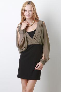 Madame Vintage Dress