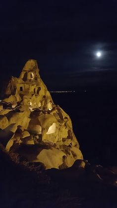 Uçhisar Kapadokya Monument Valley, Nature, Travel, Naturaleza, Voyage, Trips, Traveling, Destinations, Outdoors