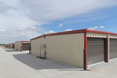 Regency Storage Systems provides high quality, pre-fabricated steel mini storage buildings.
