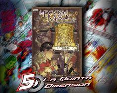 BOOKS OF MAGIC TRANSFORMATIONS CUARTO COMPENDIO DE LA SERIE. HISTORIA COMPLETA. $ 225.00 Para más información, contáctanos en http://www.facebook.com/la5aDimension