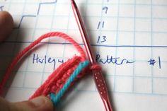 little woollie: tapestry crochet