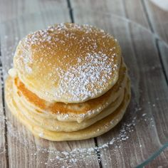 Easy to make pancake mix that create fluffy and light pancakes without any of the preservatives!