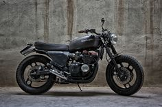 #custom #motorcycles Motorecyclos #bikes Jap Rat #scrambler #caferacer based on #yamaha xj 600