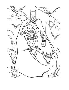 20 Unique Superhero Coloring Pages Of 2017 For Your Kids