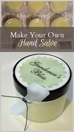 Learn how to make a wonderful smelling hand salve with essential oils, beeswax and coconut oil. Great for hands, feet, or any part of your body.