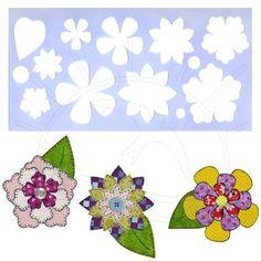 Régua Isamara Custódio Multiforma - Flores