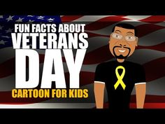 Veterans Day for Kids Cartoon! Learn Fun Facts about Veterans Day for El. Veterans Day for Kids Cartoon! Learn Fun Facts about Veterans Day for El. Veterans Day For Kids, Veterans Memorial Day, Veterans Day Activities, Student Cartoon, Cartoon Kids, Fun Learning, Teaching Kids, Learning Activities, Veterans Day Celebration