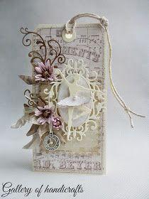 Gallery of handicrafts: Z zegarem