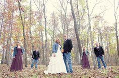 Kylie + Michael :: wedding party :: Jefferson City, Missouri