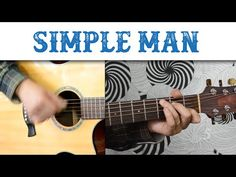 "Learn the riff from ""Simple Man"" by Lynyrd Skynyrd - Quick, Easy Electric Guitar Tutorial - YouTube"