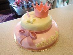 Τούρτα με ζαχαρόπαστα - Θέμα πριγκίπισσα - Princess