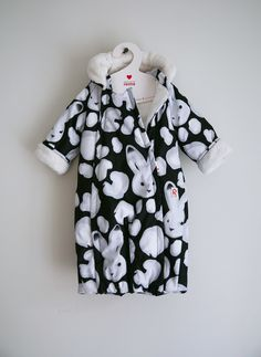 Little bunnies welcome the winter! Bunnies, Overalls, Winter, How To Make, Baby, Catsuit, Rabbits, Babys, Baby Humor