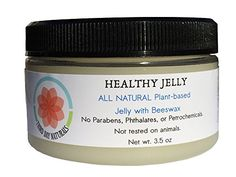 Healthy Jelly  All natural and plant based nonpetroleum skin jelly 35oz -- You can get additional details at the affiliate link Amazon.com.