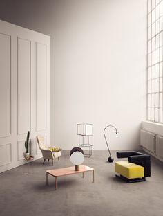 Heidi Lerkenfeldt - Interior, Still Life & Lifestyle Photographer Interior Architecture, Interior And Exterior, Table Furniture, Furniture Design, Interior Styling, Interior Design, Interior Ideas, Loft House, Interior Photography