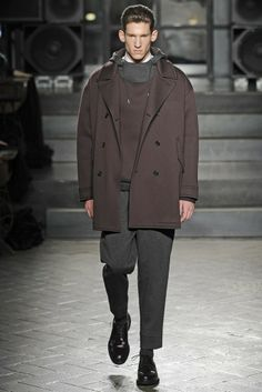 Antonio Marras Men's RTW Fall 2014 - Slideshow - Runway, Fashion Week, Fashion Shows, Reviews and Fashion Images - WWD.com