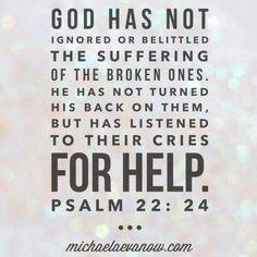psalm 22:24