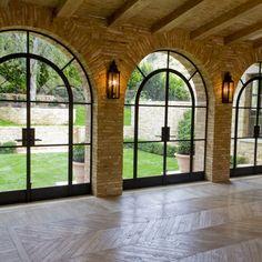 Estilo Rustico Casa Rustica En La Toscana Casas Portas
