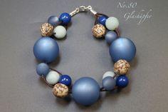 Armbänder - ♥ No.80 ♥ Armband - Polaris, Samen - ein Designerstück von glashuepfer bei DaWanda