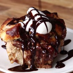 Mocha French Toast Bake