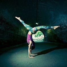 Onzie Galaxy Leggings - #yoga