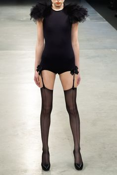 Amoralle SS14 runway
