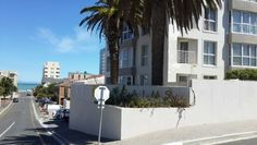 The Palms apartment block in Strand - about a from the Golden Mile on Strand Beach Road - CapeTown. Best Family Beaches, Beach Road, 100m, Cape Town, Palms, Townhouse, South Africa, Street View, African