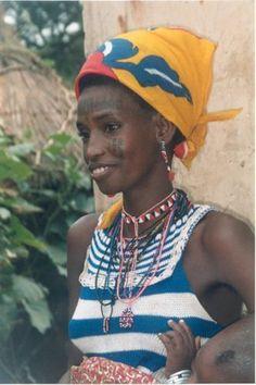 Fulani Woman  Benin